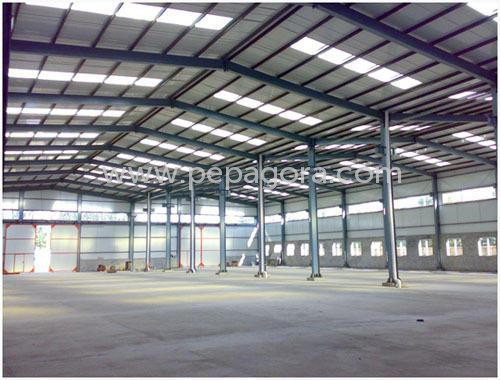 Polycarbonate Industrial Skylight Roofing Sheets