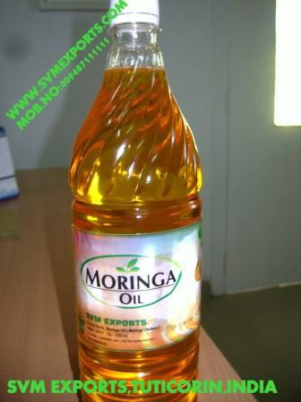 Moringa A Graded Seed Oil From SVM Exports