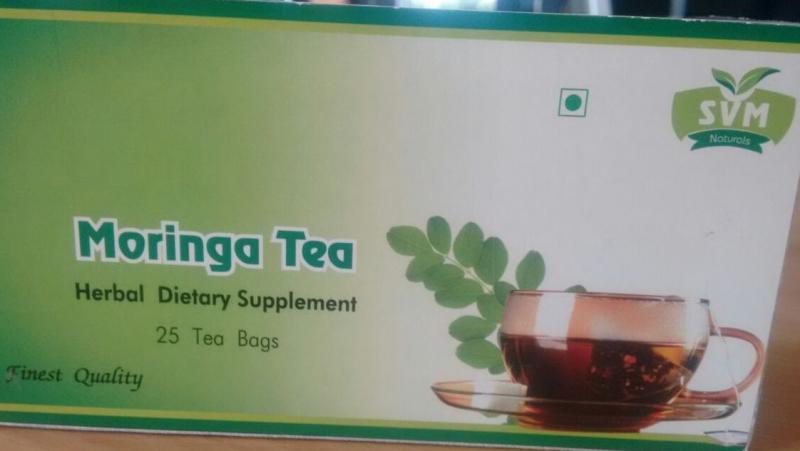 SVM EXPORTS INDIA Moringa Tea Bags Suppliers