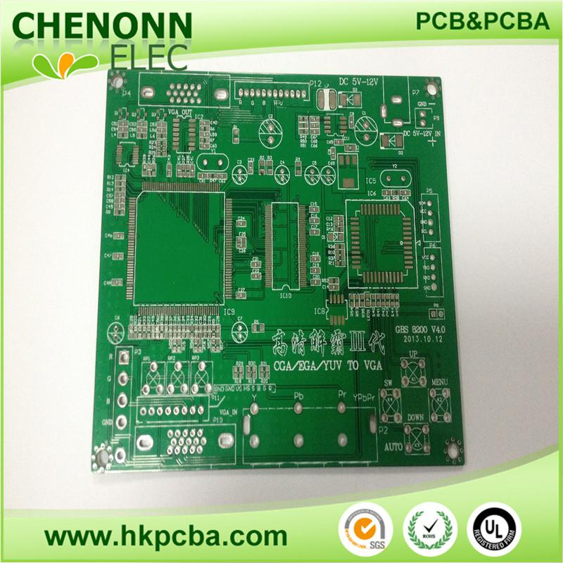 SMT PCB Assembly work service in China by CHENONN ELEC